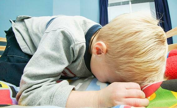 Lack of sleep may disrupt development of a child's brain